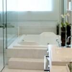 571276 Banheiro com banheira fotos 6 150x150 Banheiro com banheira: fotos