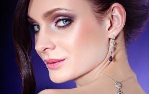 Maquiagem romântica para formatura