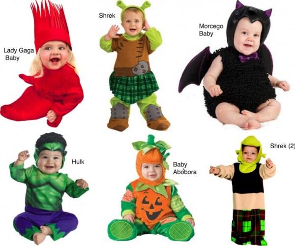 571734 As fantasias para bebês são muito divertidas. Fantasias infantis de Carnaval: fotos