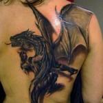 572135 tatuagens de dragao fotos modelos 150x150 Tatuagens de dragão: fotos, modelos