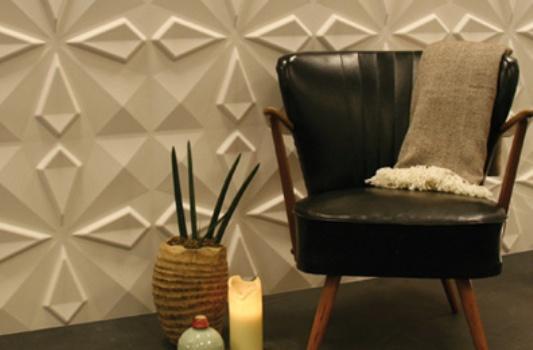 572582 Saiba como deixar a parede com efeito 3D 2 Saiba como deixar a parede com efeito 3D