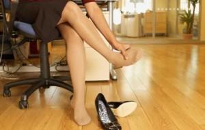 Sapatos que não machucam os pés