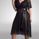 573335 Escolha o modelo que mais lhe agrada. Foto divulgação 150x150 Vestidos plus size de renda: fotos