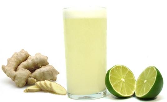 573362 O suco de limão é um grande aliado do metabolismo. Foto divulgação Sucos para acelerar o metabolismo