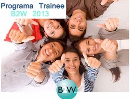 573545 b2w trainee 2013 inscricoes B2W   Trainee 2013, inscrições