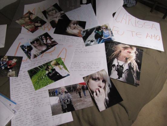 574627 As fotos podem ser inseridas nas cartas. Foto divulgação Cartas para namorada: dicas para escrever