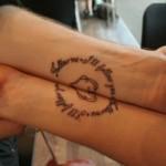 574632 Aposte nas tatuagens para casais. Foto divulgação 150x150 Tatuagens para casal: dicas, fotos