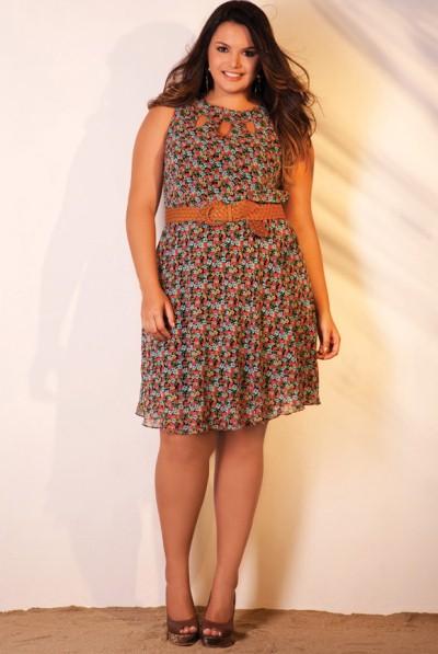 575107 Dicas de vestido para gordinhas tendência 2013.1 Dicas de vestido para gordinhas: tendência 2013