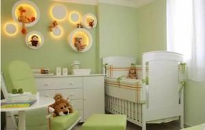 Móveis essenciais para o quarto do bebê