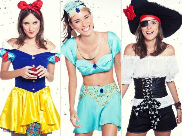 575607 Fantasias de Carnaval femininas e criativas fotos 22 Fantasias de Carnaval femininas e criativas: fotos