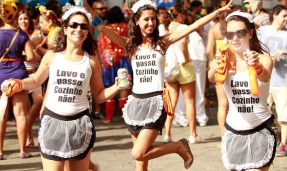 575607 Fantasias de carnaval femininas e criativas fotos 8 Fantasias de Carnaval femininas e criativas: fotos