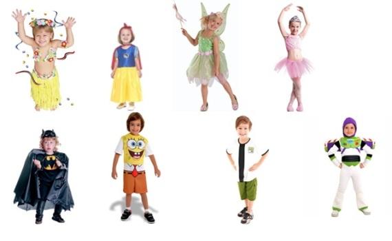575757 Fantasias de carnaval para crianças. Foto divulgação Fantasias de Carnaval para crianças: como improvisar