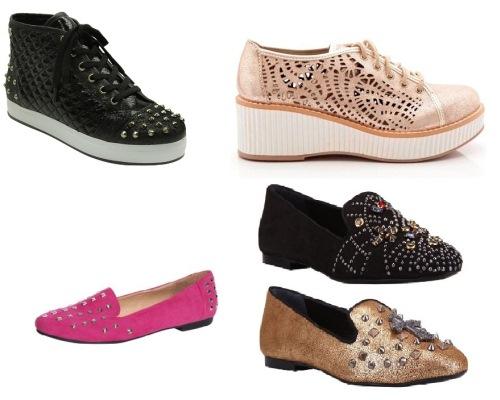 576411 Calçados femininos tendências outono inverno 2013.2 Calçados femininos: tendências outono inverno 2013