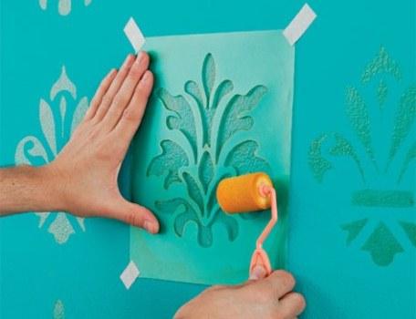 576444 Molde para pintura estêncil como fazer 3 Molde para pintura estêncil: como fazer
