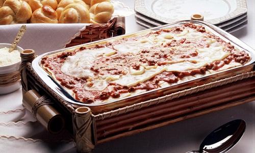 576738 Receita de lasanha de ricota e manjericão 01 Receita de lasanha de ricota e manjericão