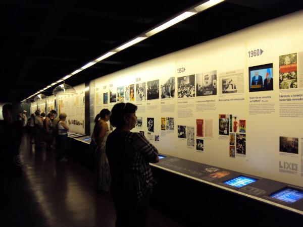 576807 Curiosidades sobre o Museu da Língua Portuguesa 4 Curiosidades sobre o Museu da Língua Portuguesa
