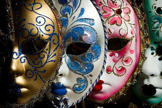 577151 Modelos de máscara de Carnaval fotos 24 Modelos de máscara de Carnaval: fotos