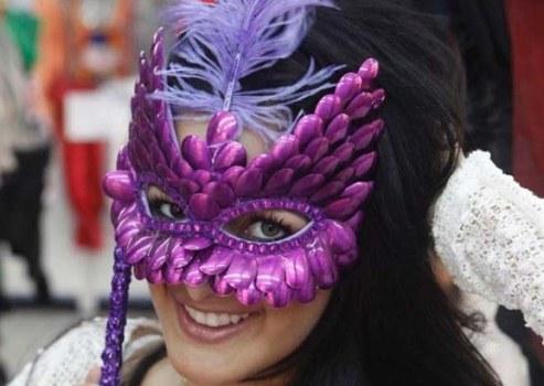 577151 Modelos de máscara de carnaval fotos 6 Modelos de máscara de Carnaval: fotos