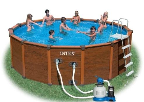 Como escolher e manter uma piscina desmont vel for Piscina barata