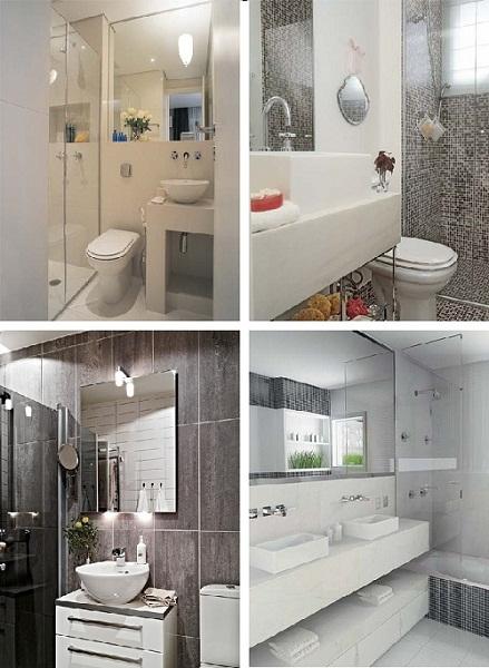 decoracao banheiro pequeno dicas – Doitricom -> Decoracao De Banheiro Pequeno