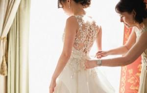 Erros na hora de escolher vestido de noiva