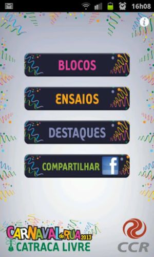 578963 aplicativos para curtir o carnaval 1 Aplicativos para curtir o Carnaval