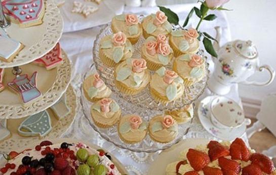 580151 Dicas de decoração de chá da tarde 4 Dicas de decoração de chá da tarde