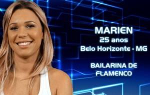 Marien é eliminada do BBB 13