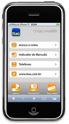 581052 Itaú celular acessar conta via mobile 3 Itaú celular: acessar conta via mobile