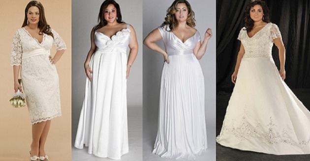 581669 Vestidos de noiva Plus Size 1 Dicas para noivas plus size