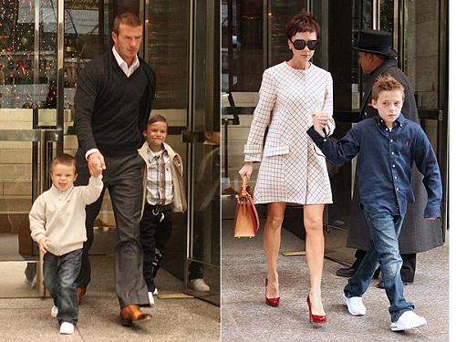 581812 Filhos de Victória e David Beckham 01 Filhos de Victória e David Beckham