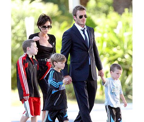 581812 Filhos de Victória e David Beckham 02 Filhos de Victória e David Beckham