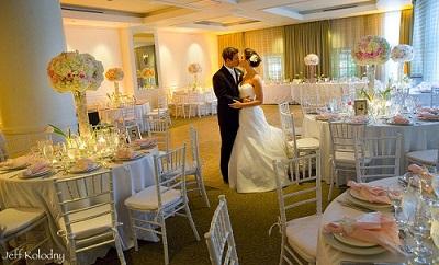581850 Decoração de casamento branco e rosa 01 Decoração de casamento branco e rosa