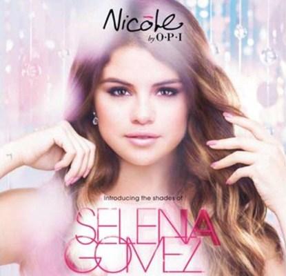 582728 Linha de esmaltes de Selena Gomez.3 Linha de esmaltes de Selena Gomez