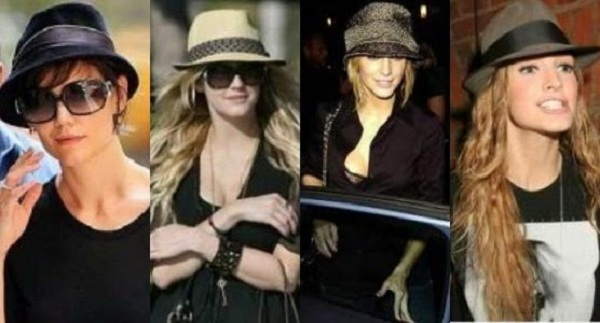 582844 Chapéu Feminino com Redinha2 Chapéus femininos, modelos, dicas