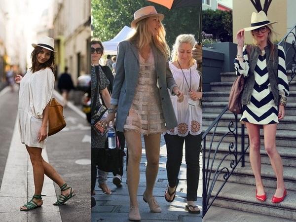 582844 looks chapéu feminino Chapéus femininos, modelos, dicas