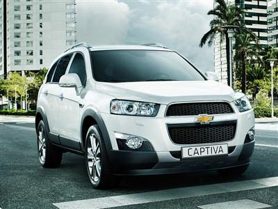 583032 Chevrolet Captiva 2013 – preços informações Chevrolet Captiva 2013, preços, informações