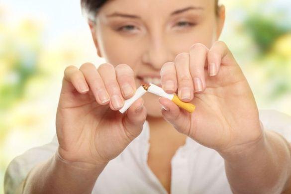 583222 É possível parar de fumar com ajuda de remédios caseiros. Foto divulgação Remédio caseiro para parar de fumar