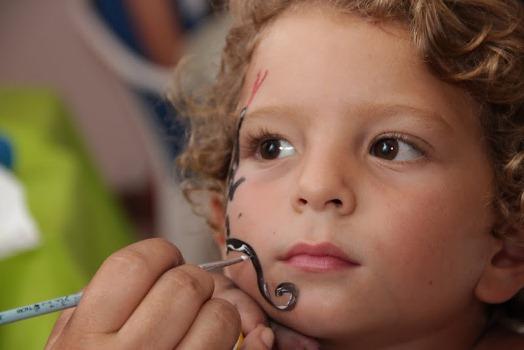 584253 Maquiagem artística para aniversário infantil 2 Maquiagem artística para aniversário infantil