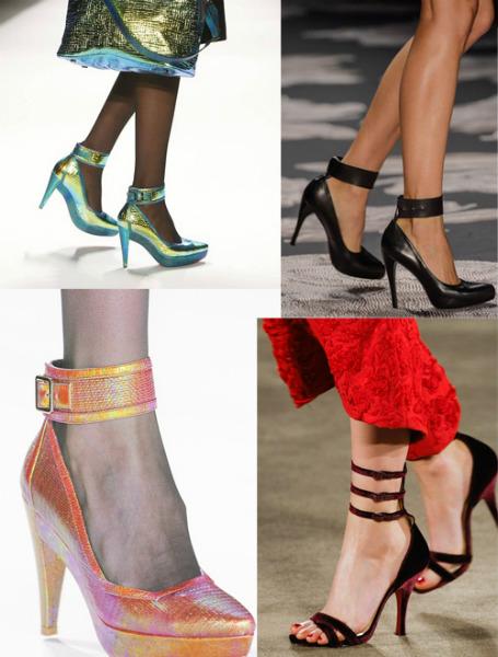 584440 Sandálias com tiras no tornozelo modelos dicas 7 Sandálias com tiras no tornozelo: modelos, dicas