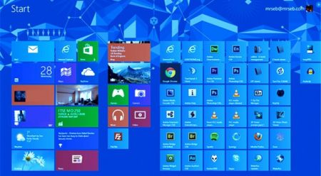 584749 windows blue conheca o sucessor do windows 8 1 Windows Blue: conheça o sucessor do Windows 8