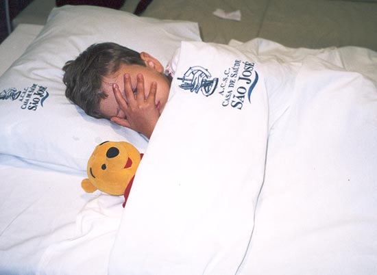 585014 Em alguns casos a criança precisa fazer cirurgia. Foto divulgação Esclareça as principais dúvidas sobre fimose