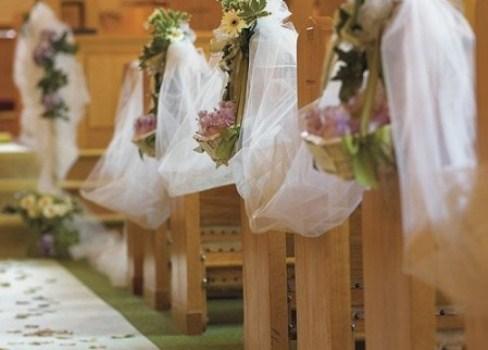 585517 Corredor da igreja para casamento ideias para decorar 2 Corredor da igreja para casamento: ideias para decorar