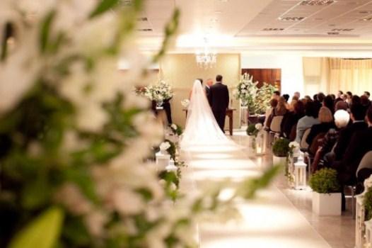 585517 Corredor da igreja para casamento ideias para decorar Corredor da igreja para casamento: ideias para decorar