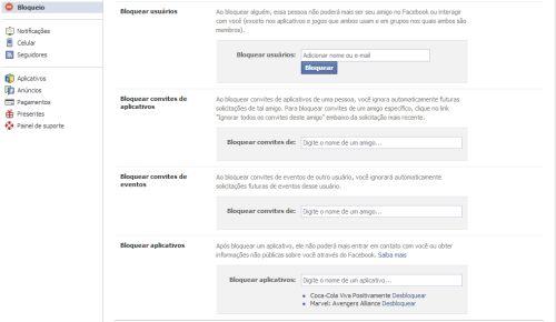 585518 como bloquear jogos e aplicativos no facebook 1 Como bloquear jogos e aplicativos do Facebook