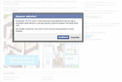 585518 como bloquear jogos e aplicativos no facebook 4 Como bloquear jogos e aplicativos do Facebook