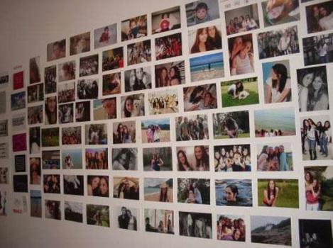 585532 Parede de fotos como fazer 2 Parede de fotos: como fazer