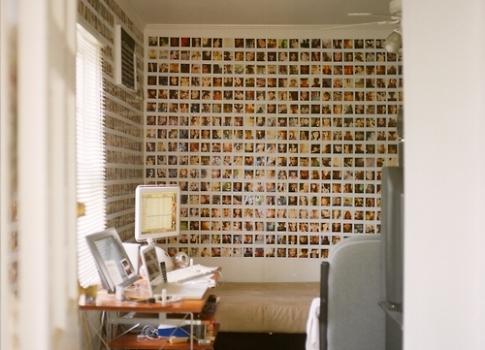 585532 Parede de fotos como fazer 3 Parede de fotos: como fazer