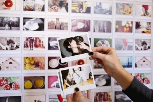 585532 Parede de fotos como fazer Parede de fotos: como fazer
