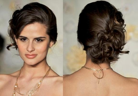 585780 Penteados para madrinhas de casamento com cabelo preso.3 Penteados para madrinhas de casamento com cabelo preso
